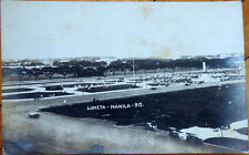 1915 Realphoto Postcard: Manila, Philippine Islands - Luneta - Philippines