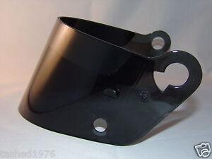 Hedtec-Crash-Helmet-Visors-Xtreme-II-Xtreme-Demon-HANS-also-fits-RRS-FFC-FFR