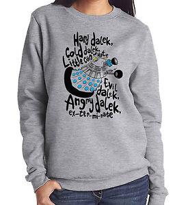 Hard Dalek Cold Dalek Dr Who Inspired Comedy T-shirt