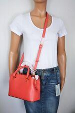 Michael Kors bolsa de piel/Bag Savannah SM satchel rosa pomelo