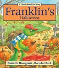 Franklin's Halloween by Paulette Bourgeois 9781554537860 Paperback 2011