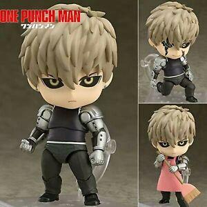Anime One Punch Man Hero Saitama Nendoroid 575 PVC Figure Toy Gift New No BOX