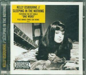 Kelly-Osbourne-Ozzy-Sleeping-In-The-Nothing-Cd-Ottimo