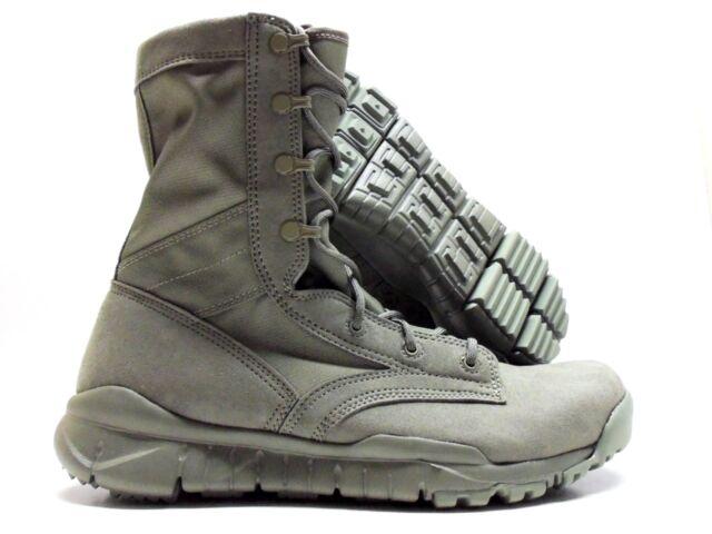 25605db69b95 Nike SFB Sage Olive Green Special Field BOOTS Tactical 329798-200 Sz ...