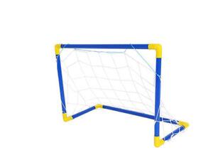 Porta da calcio per bambini gioco calcetto con rete per giardino