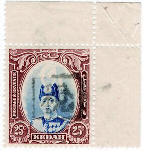 I-B-Malaya-States-Revenue-Kedah-Duty-25c-Japanese-Occupation