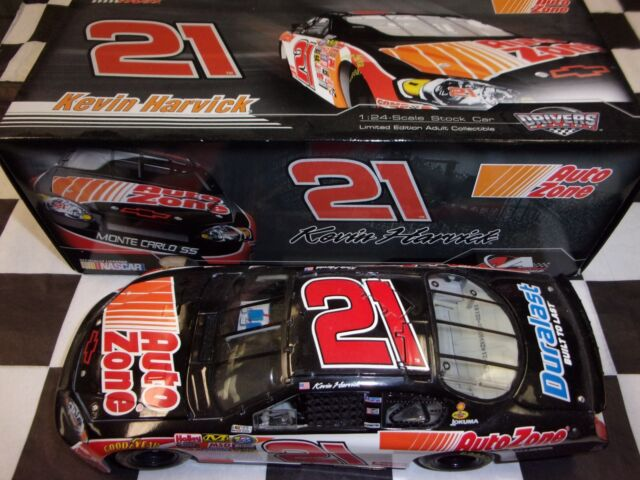 1 24 Action 2007 21 Auto Zone Busch Series Monte Carlo SS Kevin
