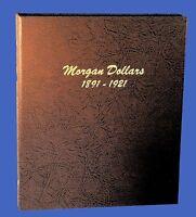 Dansco Morgan Dollars Album 1891-1921 7179