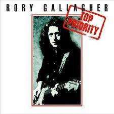 RORY GALLAGHER - TOP PRIORITY [BONUS TRACKS] [REMASTERED] [DIGIPAK] (NEW CD)