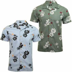 Brave-Soul-039-Bonsai-039-Hawaiian-Shirt