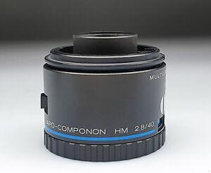 SCHNEIDER-APO-COMPONON-HM-40-2-8