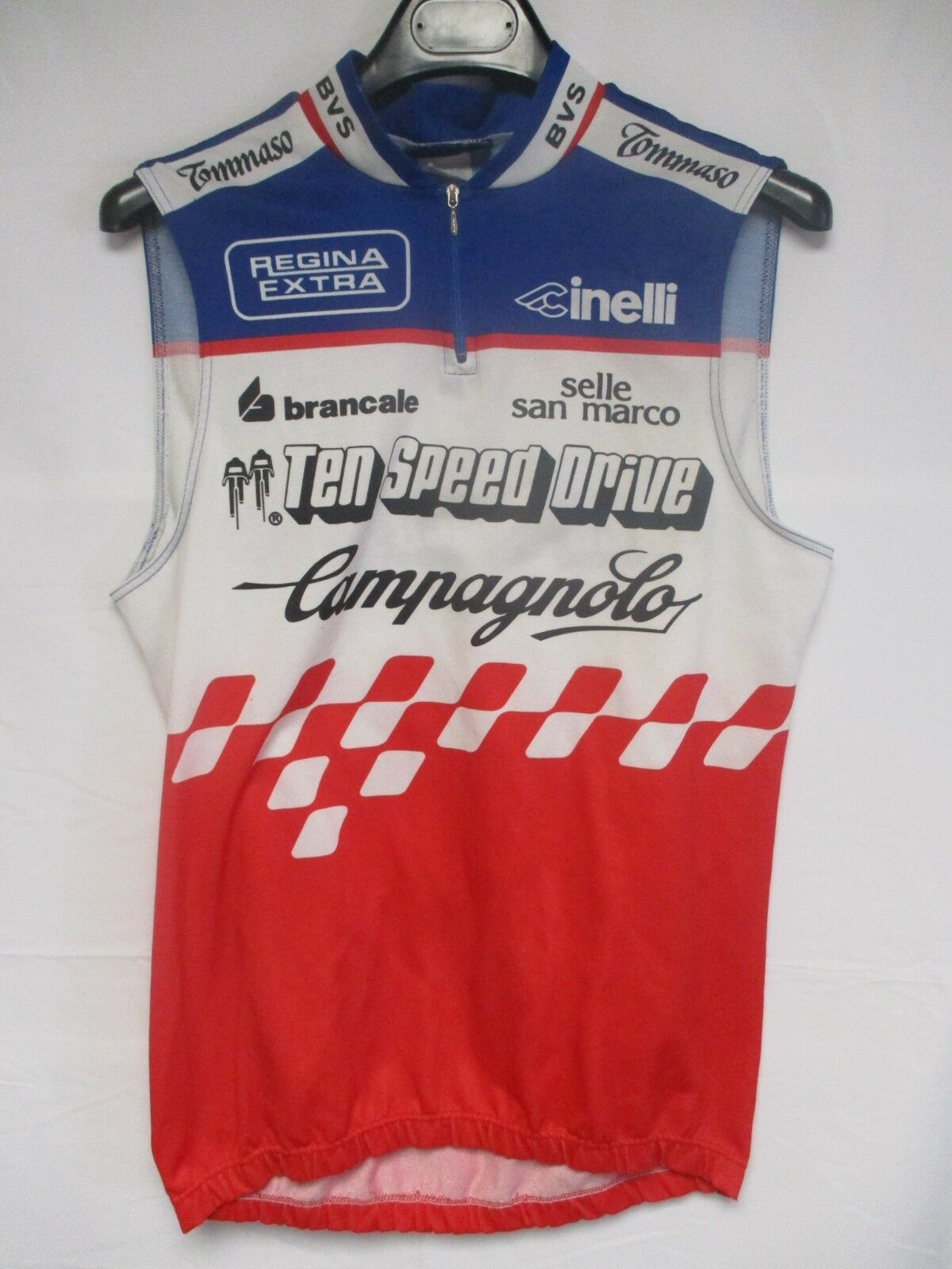 Maillot cycliste TEN SPEED DRIVE  CAMPAGNOLO shirt maglia jersey trikot vintage  online retailers