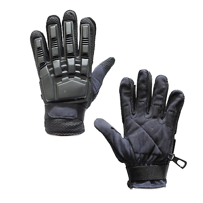 Mechanic Skeleton Gloves Motorcycle Biker Riding Racing Full Finger S M L XL 2XL