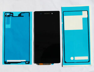 Original-Sony-Xperia-Z2-D6503-L50W-LCD-Display-LCD-Touch-Screen-Glas