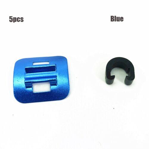 Clamp Frame C Shape Buckle Bike Brake Clip Oil Tube Buckles Guide Seat Parts