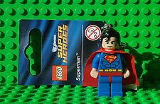 LEGO Superman Man of Steel keyring/keychain - SUPERHEROES - 853430
