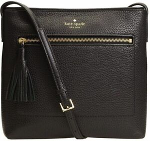 67bf5af08bf8b1 Kate Spade New York Chester Street Dessi Pebbled Leather Shoulder ...