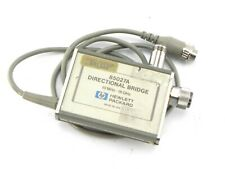 Agilent Hp Keysight 85027a Directional Bridge 10 Mhz 18 Ghz