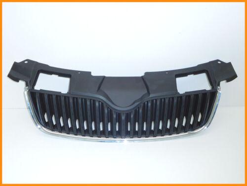 Skoda Fabia Roomster 2007-10 Capot Avant Calandre 5J0853668 5J0853651A 5J0853607