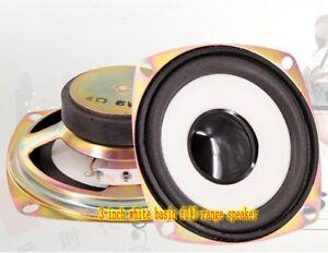 2pcs-3-034-inch-4-4Ohm-5W-Full-range-speaker-Loudspeaker-White-basin-Home-Audio