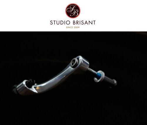 Randonneur * Edler Bremszug Gegenhalter Kabelhänger für Gabelkopf  Aufnahme