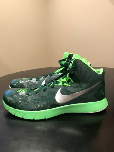 Nike Basketball Box Hyperquickness Condition With Shoes In Great Green yNm8wOvn0