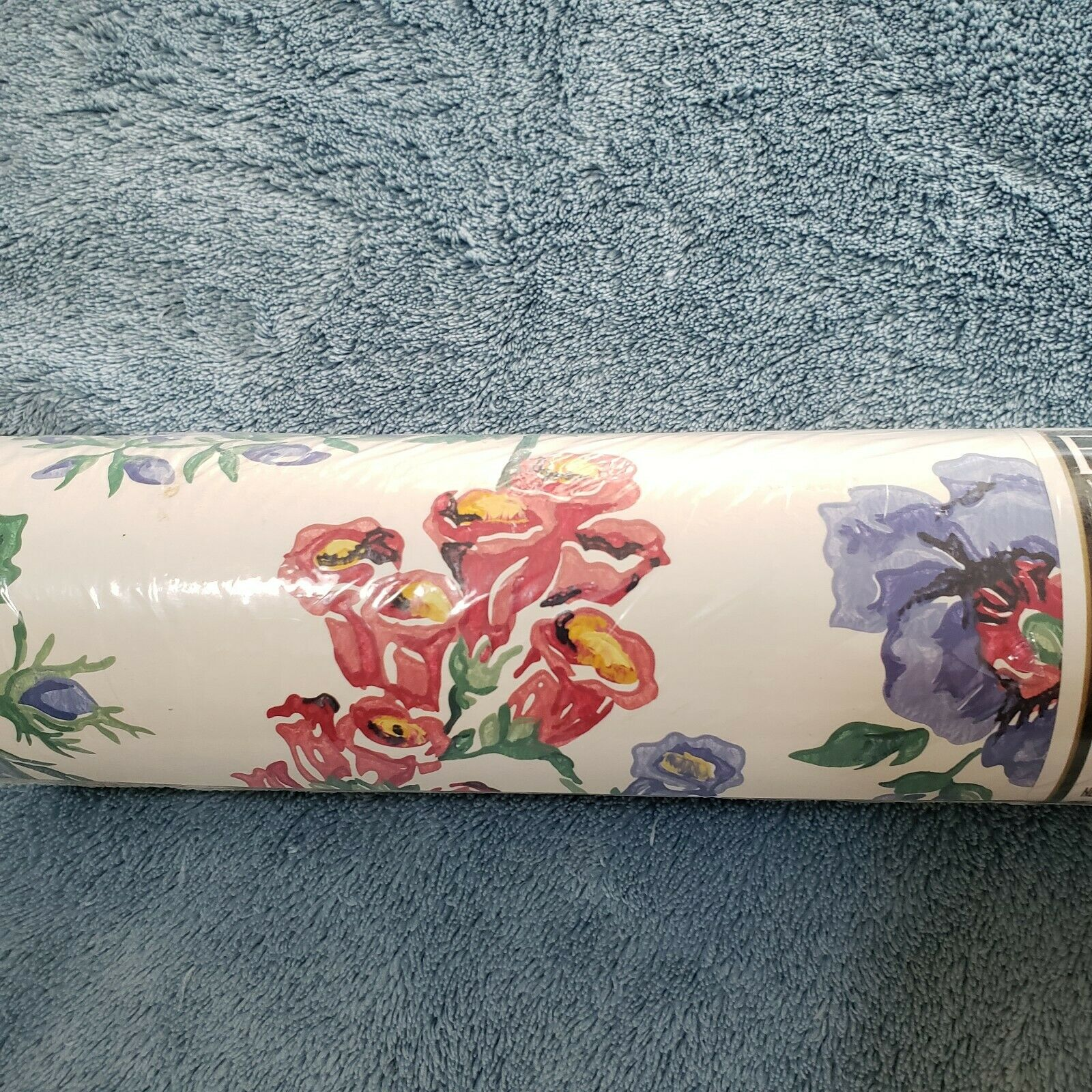 Eisenhart Floral Vintage Prepasted Wallpaper Double Roll Gp09452