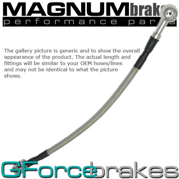 Stainless Steel Clutch Line For 1995 Acura Integra