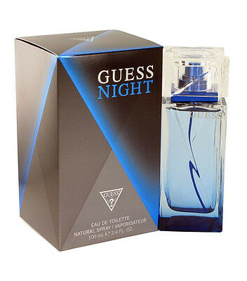 Guess Night Eau De Toilette 100 ml | GUESS.eu