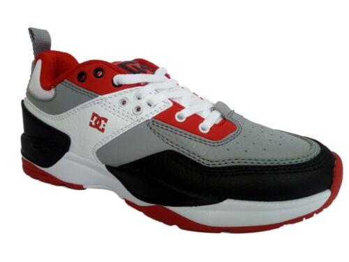 Cuir Numéro Rouge E 36 tribeka Whity Dc Baskets En Shoes Gris Couleur wBOpqgXU