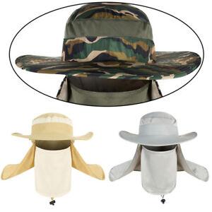 Fishing-Sun-Cap-Climbing-Bucket-Hat-Women-Men-Brim-Sun-Block-Quick-Drying