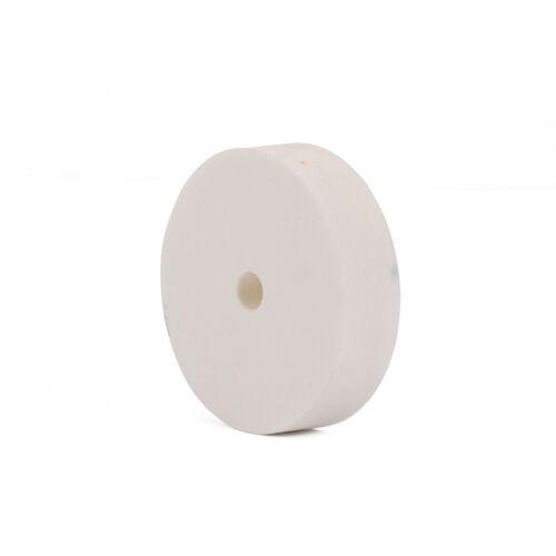 1Pc 3 Inch White Ceramic Grinding Wheel Abrasive Disc Tool 180 Grit 70x18x10mm