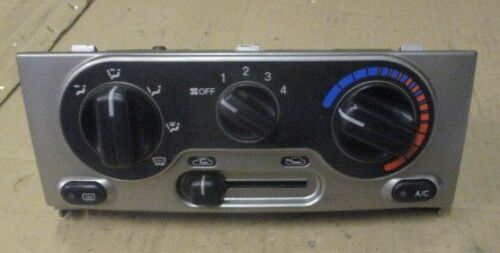 Daewoo Lanos-Heater Fan Blower Control Switch Set AC button