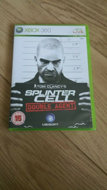 Tom Clancy's Splinter Cell: Double Agent pour Xbox 360