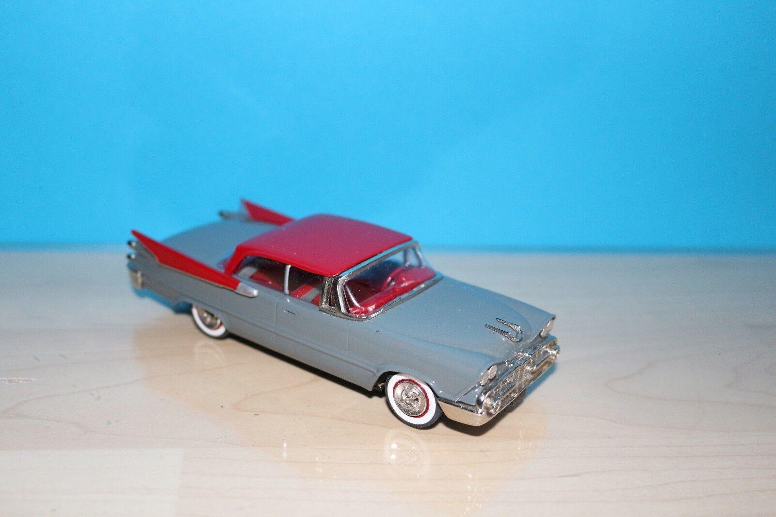 Milestone Miniatures (AA 19 --1 43) - 1959 Dodge Royale