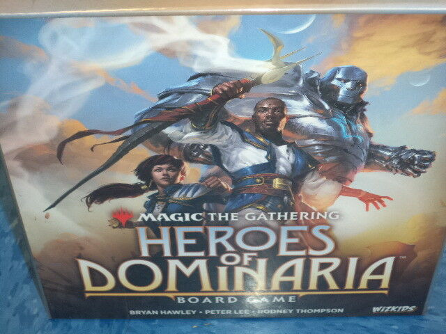 Heroes of Dominaria  A Magic the Gathering Board Game - Wizkids Board Game New