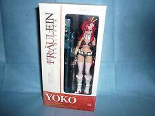 Gurren Lagann Fraulein Revoltech Yoko No.010 figures