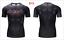 Superhero-Superman-Marvel-3D-Print-GYM-T-shirt-Men-Fitness-Tee-Compression-Tops thumbnail 23
