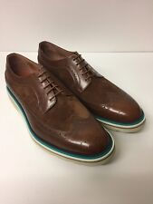 Paul Smith Shoe Grand Tan Uk 9