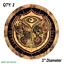 2-TWO-Tomorrowland-Vinyl-Decal-Sticker-For-Car-Laptop-Skateboard-EDM-Music-NEW thumbnail 3