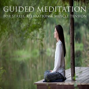 GUIDED-MEDITATION-CD-FOR-THE-RELIEF-OF-STRESS-amp-ANXIETY-RELAXATION-BONUS-TRACK