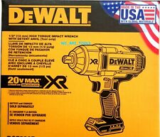 "NEW IN BOX Dewalt 20V DCF899B Brushless 700 / 1200 Lb 1/2"" Impact Wrench 20 Volt"