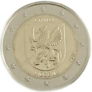 2-euro-Lettonia-2016-Regioni-Vidzeme
