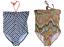 Girls-swimming-costume-ex-River-Island-Swimwear-Bandeau-Halter-neck-RRP-14 miniatuur 3