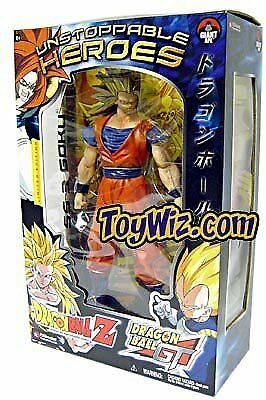 Dragonball Z Unstoppable Heroes Super SS3 Goku 9