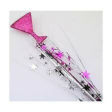 3D SPRAY MARTINI GLASS CERISE PARTY SUPPLIES