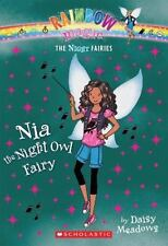 Night Fairies #5: Nia the Night Owl Fairy: A Rainbow Magic Book