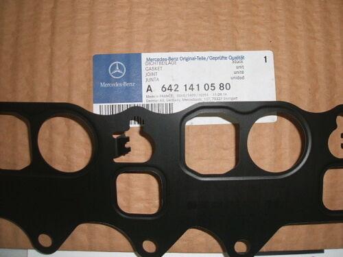 ORIGINALE Mercedes-Benz OM642 Inlet /& Collettore Di Scarico Guarnizione a6421410580 NUOVO