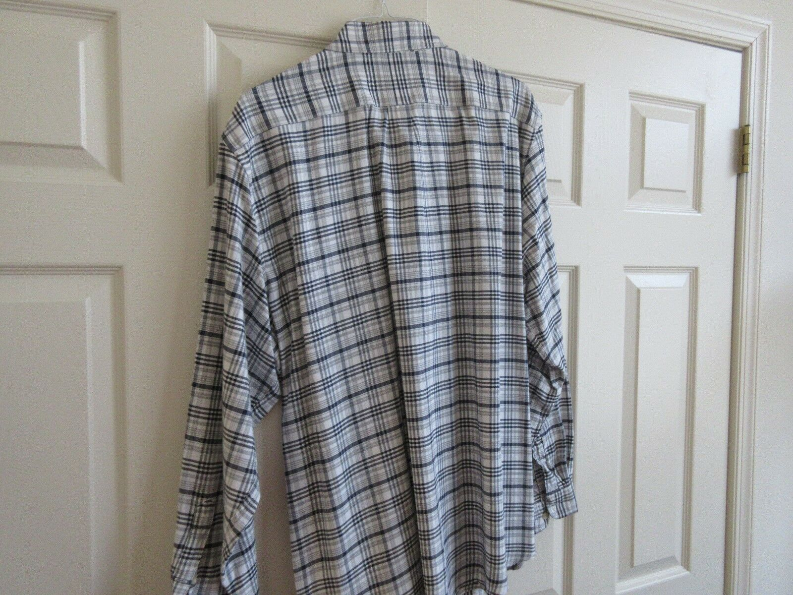 Chaps , Size XL/TG/EG, Men's Long Sleeve Shirt , 100% C
