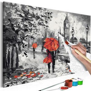 Details Zu Malen Nach Zahlen Erwachsene Wandbild Malset Mit Pinsel Malvorlagen N A 0251 D A